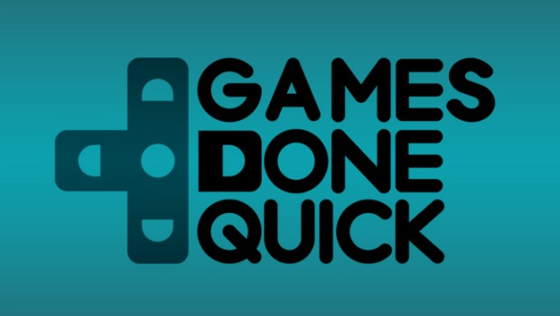 Awesome Games Done Quick official logo
