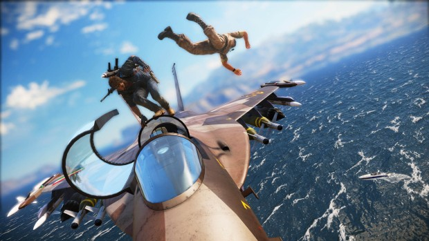 After the great success of JC2MP the modding team is back in action with Just Cause 3 Multiplayer Mod