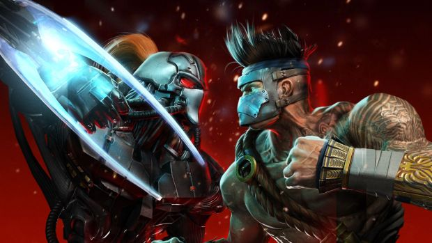 Killer Instinct 2013 official artwork