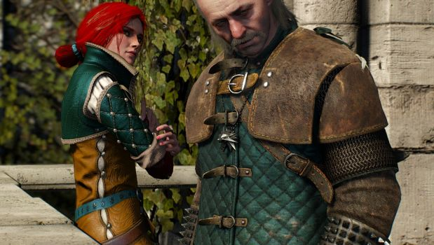 These two Witcher 3 mods allow you to play as other characters and even travel with companions