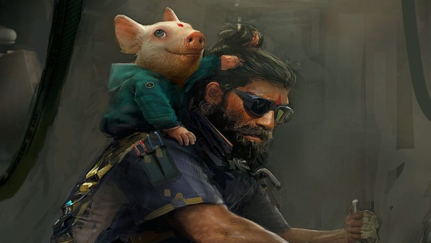 New Beyond Good & Evil 2 artwork