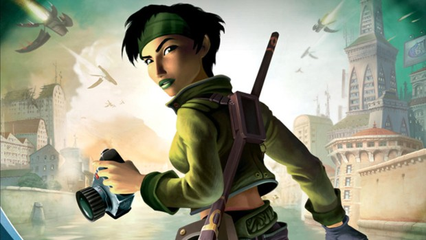 Beyond Good and Evil official artwork