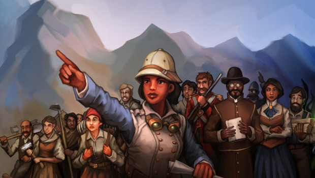 Clockwork Empires official artwork