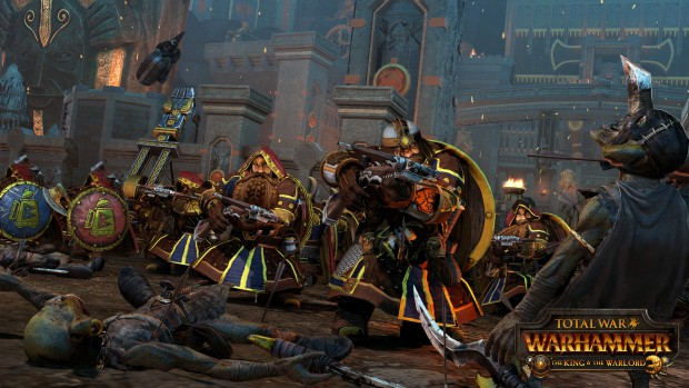 Total War: Warhammer The King and The Warlord Dwarf screenshot