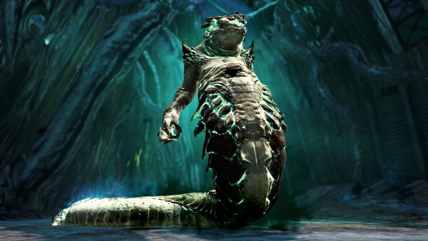 Guild Wars 2: Season 3 Toxic Wurm screenshot