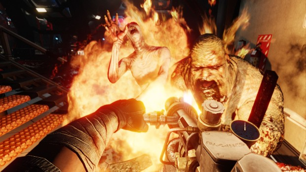 Killing Floor 2's flamethrower is a thing of beauty