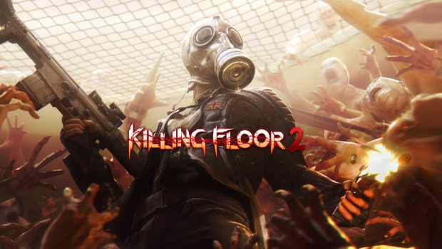 Killing Floor 2 official cover artwork