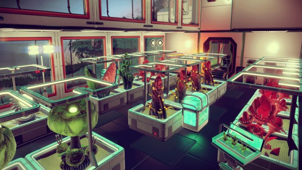 No Man's Sky farming added in Foundation update