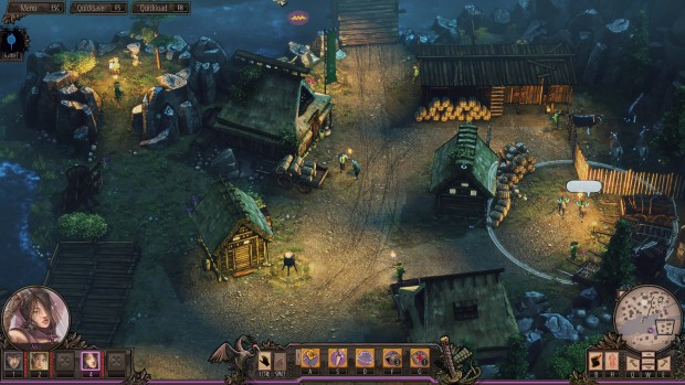 Shadow Tactics has a variety of maps and mechanics