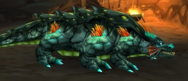 World of Warcraft's Basilisk NPC