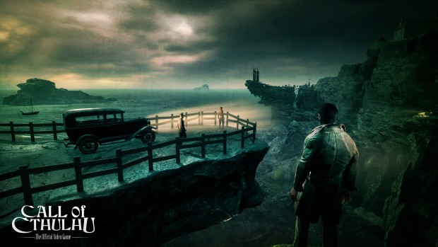 Call of Cthulhu screenshot showcasing some atmospheric locations