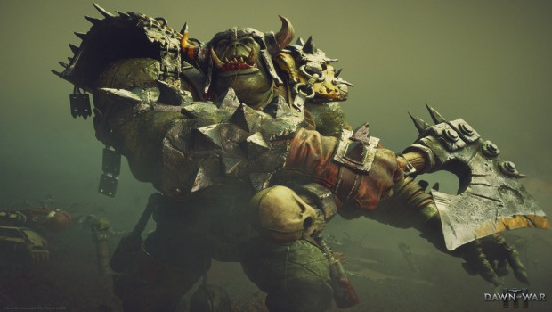 Dawn of War 3's Ork from the trailer