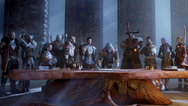 Bioware is asking their fans if they want a Dragon Age Tactics game?