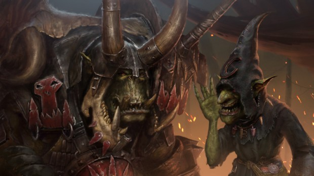 Total War: Warhammer has a new Ork story trailer