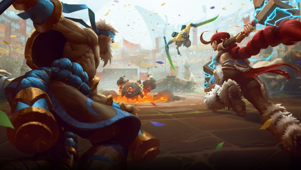 Battlerite official artwork
