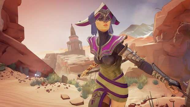 Mirage: Arcane Warfare Vypress hero
