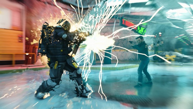 Quantum Break's patch has fixed upscaling, performance and film grain