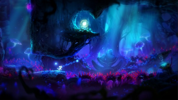 Ori and the Blind Forest atmospheric screenshot