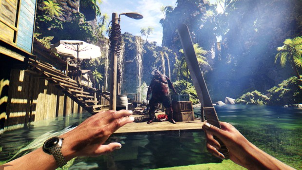 Dead Island Definitive Edition features prettier zombies