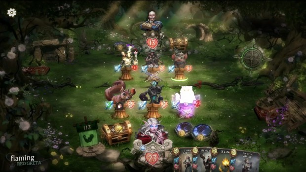 Fable Fortune is a new card game