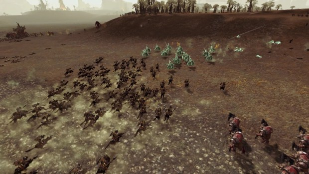 Total War: Warhammer has some amazing Ork charges