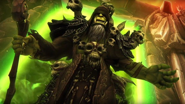 Gul'Dan from World of Warcraft