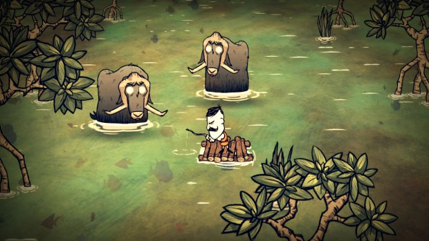 Don't Starve Shipwrecked DLC screenshot