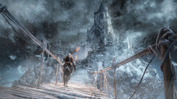 Dark Souls 3's Ashes of Ariandel DLC screenshot