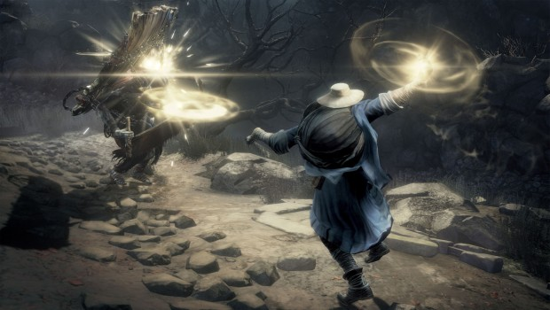 Dark Souls 3's Ashes of Ariandel DLC brings in new magic