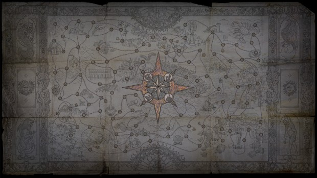 Path of Exile's Atlas of Worlds