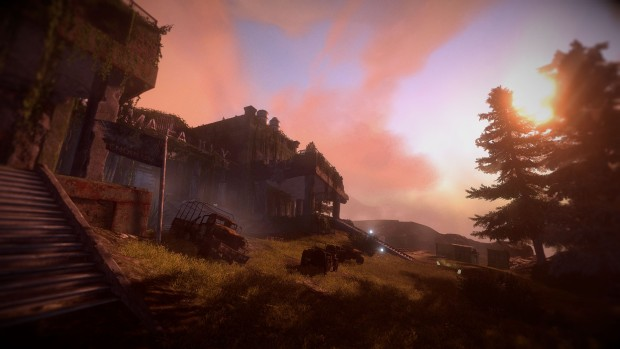 Valley Game's screenshot showing some lovely enviroments