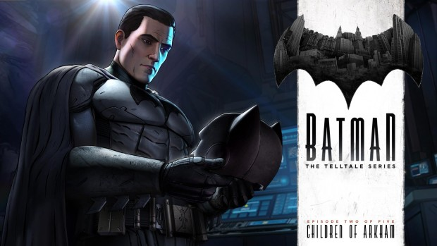 Telltale's Batman Episode 2 artwork