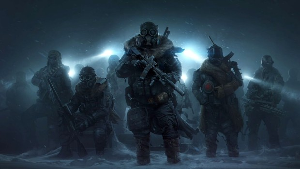 Wasteland 3 official artwork