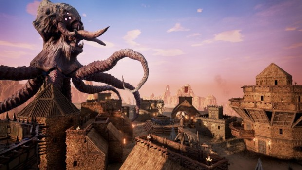 Conan Exiles Avatar of Yog screenshot