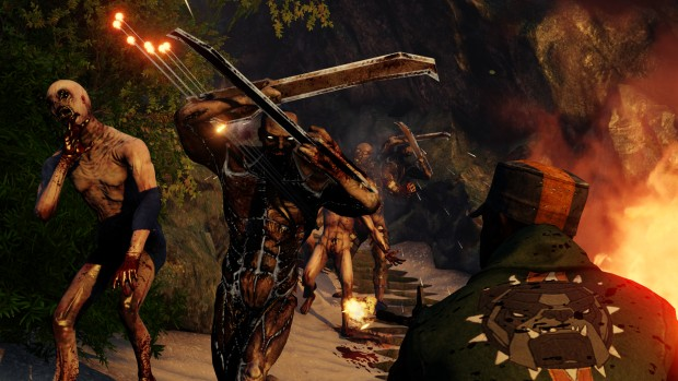 Killing Floor 2's new Gorefiend enemy screenshot