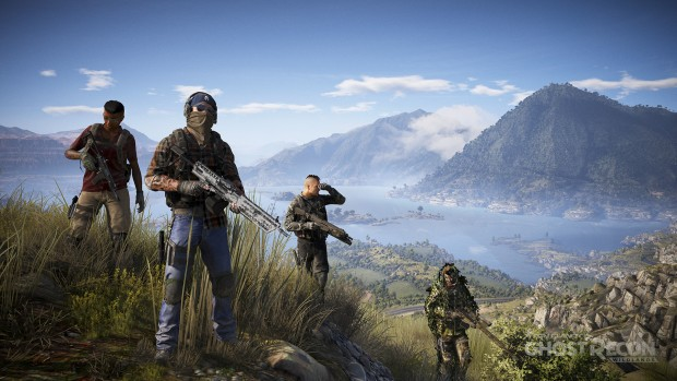 Ghost Recon Wildlands official screenshot from the open beta