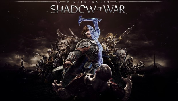 Shadow of War official artwork