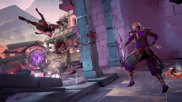 Mirage: Arcane Warfare Vigilist screenshot