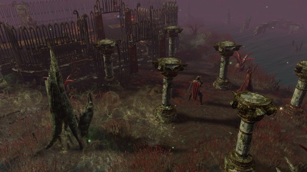 Path of Exile's new and improved Act 2 from The Fall of Oriath