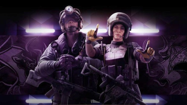 Rainbow Six Siege's Operation Velvet Shell operators artwork