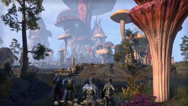Morrowind from The Elder Scrolls Online