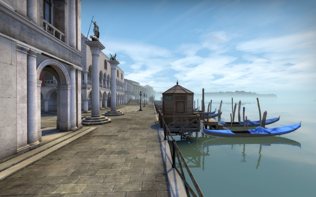 CS:GO Canals map CT Spawn