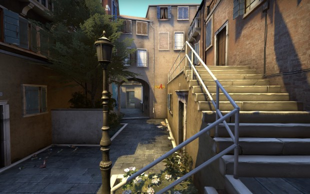 CS:GO Canals map T-Side