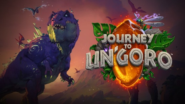 Hearthstone's Journey to Un'Goro artwork