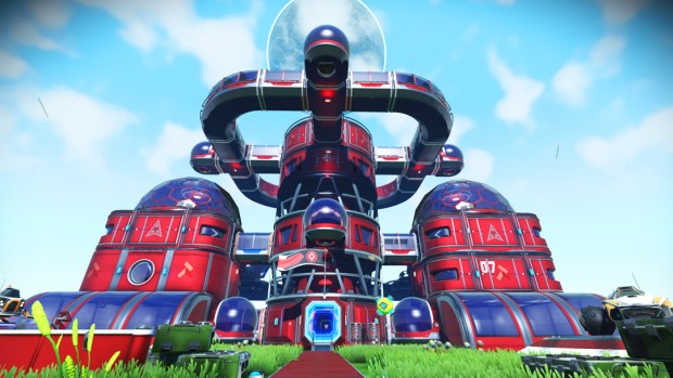 No Man's Sky's Pathfinder Update brings in new building customization