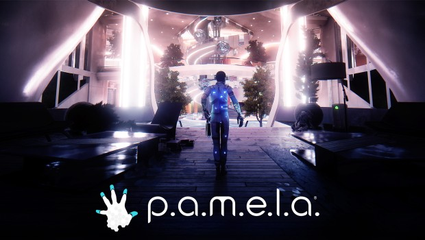 P.A.M.E.L.A. official promo artwork and logo