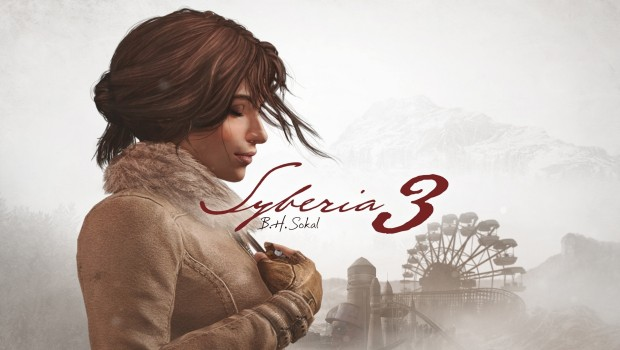 Syberia 3 official promo artwork