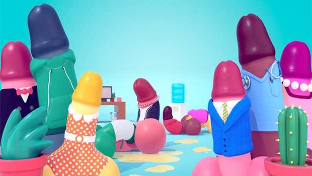Genital Jousting official screenshot of the new outfits