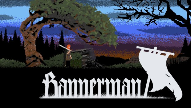 Official logo and artwork for the Bannerman game
