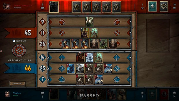 Gwent has some very complex strategies